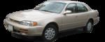 Parachoque Dianteiro Toyota Camry 1995 1996