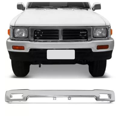 Parachoque Dianteiro Toyota Hilux Sr5 4x4 1992 1993 1994 1995 1996 1997 1998 1999 2000 2001