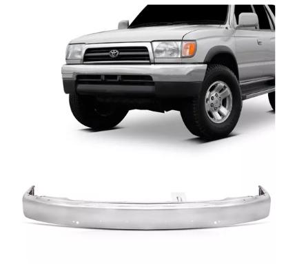 Parachoque Dianteiro Toyota Hilux Sw4 1999 2000 2001 2002 2003
