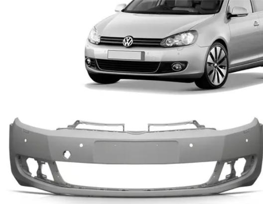 Parachoque Dianteiro Volkswagen Jetta Variant 2009 2010 2011 2012