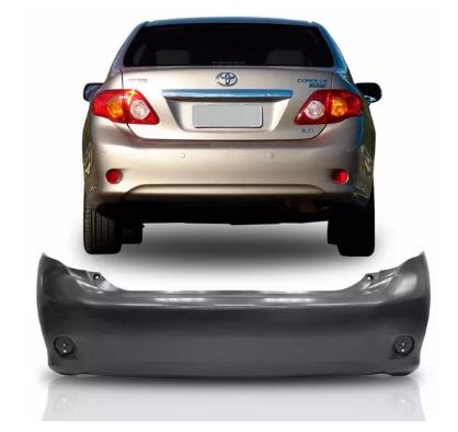 Parachoque Traseiro Toyota Corolla 2008 2009 2010 2011