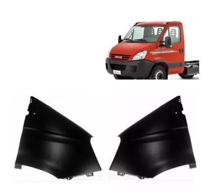 Paralama Fiat Iveco 2008 2009 2010 2011 2012 2013 2014 2015 2016 2017