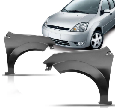 Paralama Ford Fiesta 2003 2004 2005 2006 2007