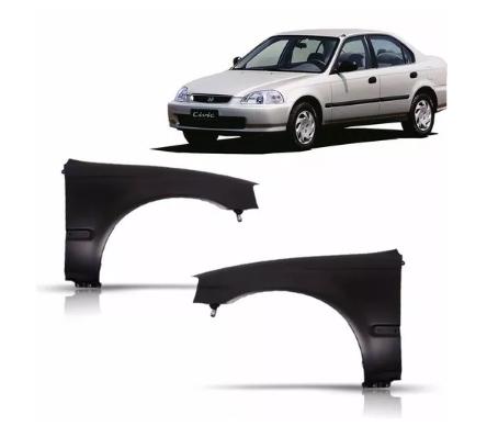 Paralama Honda Civic 1999 2000