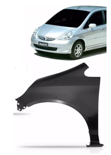 Paralama Honda Fit 2003 2004 2005 2006 2007 2008
