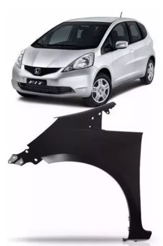 Paralama Honda New Fit 2009 2010 2011 2012 2013 2014