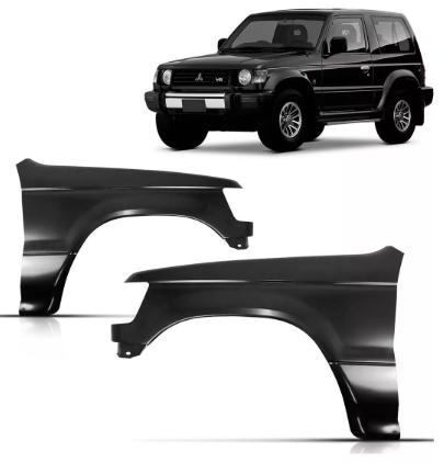 Paralama Mitsubishi Pajero Gl Gls 1992 1993 1994 1995 1996 1997