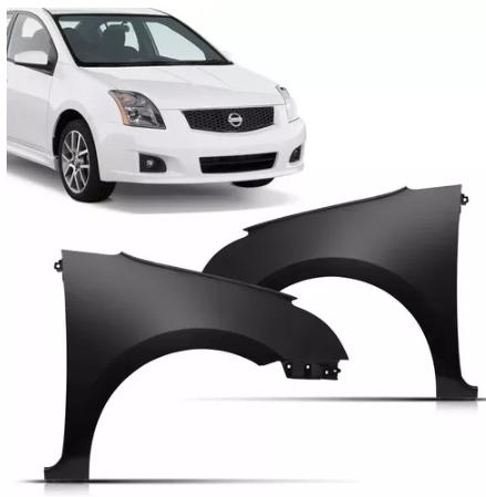 Paralama Nissan Sentra 2007 2008 2009 2010 2011 2012