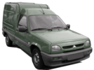 Paralama Renault Express 1995 1996 1997 1998 1999