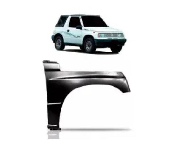Paralama Suzuki Swift 1990 1991 1993 1994 1995 Sem Furo Para Pisca