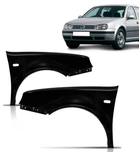Paralama Volkswagen Vw Golf 1999 2000 2001 2002 2003 2004 2005 2006
