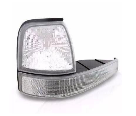 Pisca Lanterna Dianteira Ford Ranger 1998 1999 2000 2001 2002 2003 Cristal