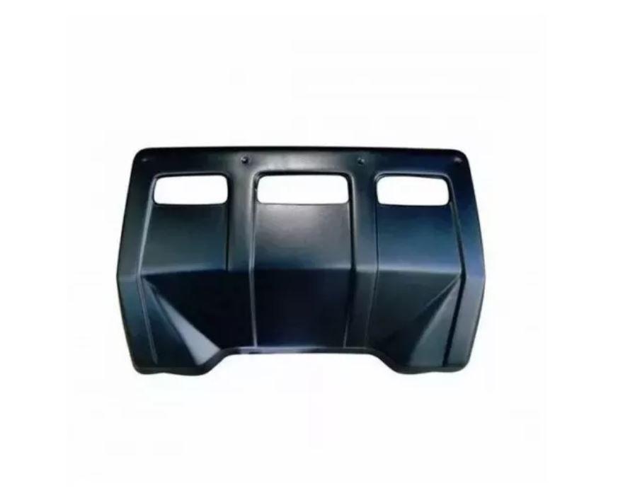 Protetor Carter Mitsubishi L200 Gl Gls Glx 2000 2001 2002 2003 2004 2005 2006 2007 De Fibra