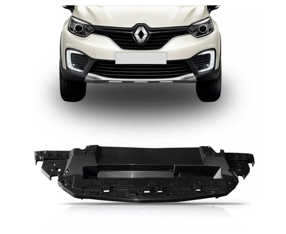 Protetor Inferior Interno Parachoque Dianteiro Renault Captur 2017 2018