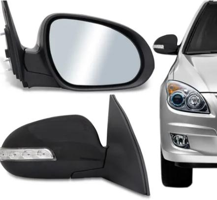 Retrovisor Hyundai Ix35 2010 2011 2012 2013 Retratil