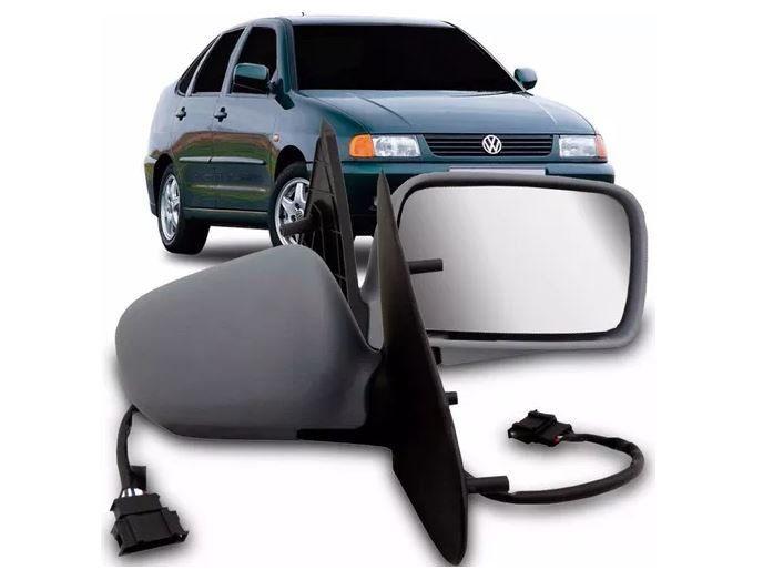Retrovisor Volkswagen Polo Classic 1996 1997 1998 1999 Eletrico