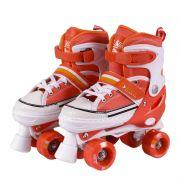 All Slide Classic Rollers Patins Infantil Laranja - M ( 33-36 )