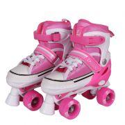 All Slide Classic Rollers Patins Infantil Rosa - P ( 29-32 )