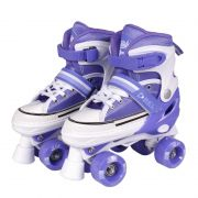 All Slide Classic Rollers Patins Infantil Roxo - M ( 33-36 )
