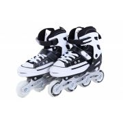 Patins All Style Street Rollers - P ( 29-32 ) Preto