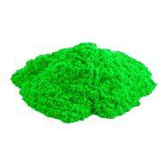 Areia De Modelar Verde Os Pequerruchos - 250g