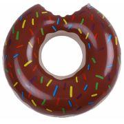 Boia Inflavel Gigante Especial - Donut Chocolate