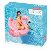 Boia Bote Flamingo Médio (1.42mx1,37mx97cm) - INTEX
