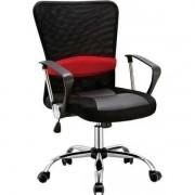 Cadeira Executiva Pelegrin Pel-502 Giratória Com Regulagem
