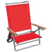 Cadeira Malibu Alumínio Dobrável
