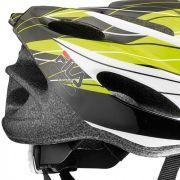Capacete Fila Fitness Gear Adulto - M (56-58 Cm)