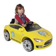 Carro Elétrico Infantil Sport 6V Com Controle Remoto