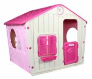 Casinha De Brinquedo Infantil Menina Pink Bel