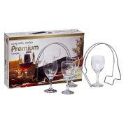 Conjunto Para Vinho Premium 5 Peças - Top Line