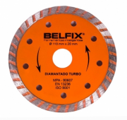 Disco Diamantado Turbo 110 mm - Belfix