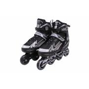 Inline Roller Patins Aluminiium M 500 - 39 a 43 Cinza