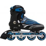 Inline Rollers Patins B Future 7000 ABEC-7 Aluminio 42 - Azul