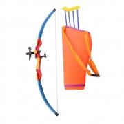 Kit Arco E Flecha C/ Infravermelho Aljava E 4 Flechas