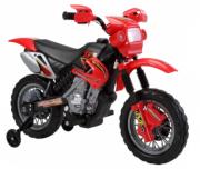 Moto Cross Vermelha Eletrica Infantil 6V - Belfix