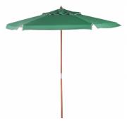 Ombrellone Madeira Cobertura PVC Bagun  2,00 Metros Verde