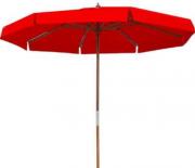 Ombrellone Madeira Cobertura PVC Bagun  2,40 Metros Vermelho