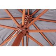 Ombrellone Oversize 4 Metros - Marrom