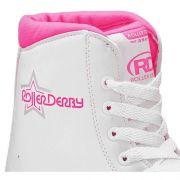 Patins Fila Infantil Quad Roller Derby Star 350 - 35