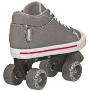 Patins Fila Infantil Quad Roller Derby Zinger Boy - 34