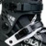 Patins Fila NRK Pro Black Hyper 80 mm Preto - ( 37 )