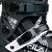 Patins Fila NRK Pro Black Hyper 80 mm Preto - ( 38 )