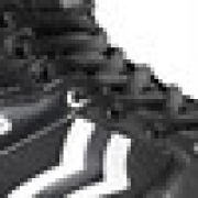 Patins Fila Quad Roll Verve Black ABEC 7 Preto E Branco - 35