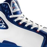 Patins Quad Fila Skates Smash Branco/azul 38