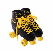Patins Roller Quad Batman Vinil Infantil - 35