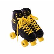 Patins Roller Quad Infantil Batman Vinil - 37
