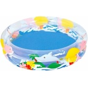 PISCINA INFLAVEL VIDA NO MAR 74 L 91 cm x 20 cm